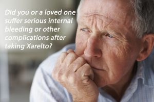 Xarelto Bleeding Injury