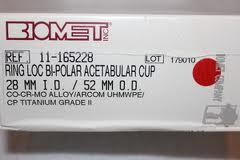 biomet hip recall attorney