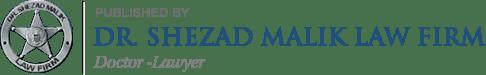 Fort Worth Personal Injury Lawyer Dr. Shezad Malik